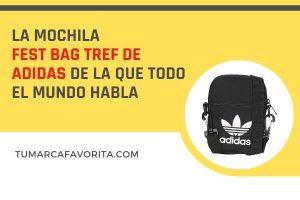 La Mochila Fest Bag Tref de Adidas de la que todo el mundo habla